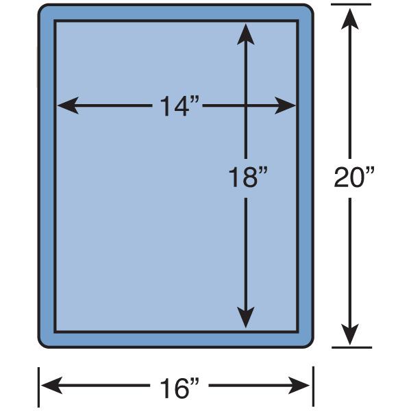 rectangle niche