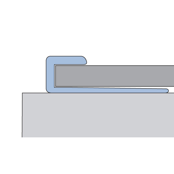 Square Edge Cap